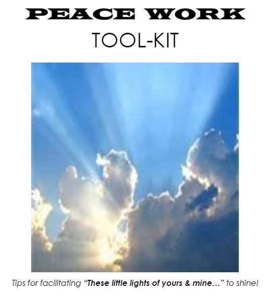 Free Peace Work Tool Kit!